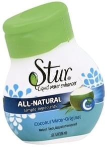 Stur Liquid Water Enhancer Coconut Water-Original