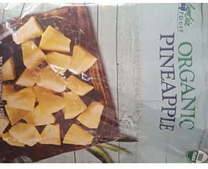 Columbia Fruit Organic Pineapple