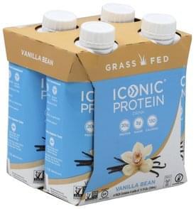 Iconic Protein Drink Vanilla Bean