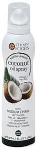 Chosen Foods Oil Spray Expeller-Pressed, Coconut