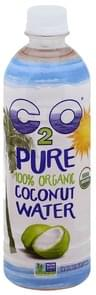 C2O Coconut Water 100% Organic