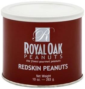 Royal Oak Peanuts Gourmet Peanuts Redskin