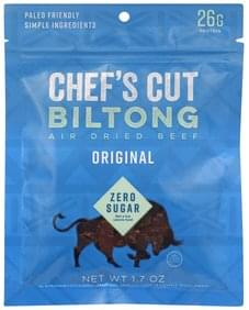 Chef's Cut Biltong Original