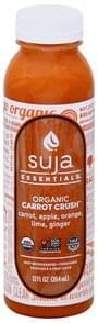 Suja Vegetable & Fruit Juice Organic, Carrot Crush