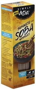 Simply Asia Soba Noodles Japanese Style