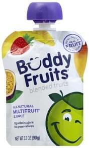 Buddy Fruits Blended Fruits Multifruit