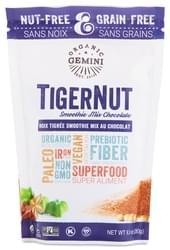 Organic Gemini Tigernut Chocolate Smoothie Mix