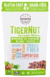Organic Gemini Tigernut Raw Chocolate Clusters
