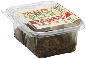 Brads Kale Crunchy, Nasty Hot