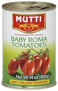 Mutti Tomatoes Baby Roma