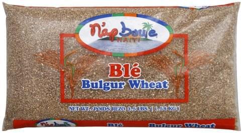 Nap Bouie Ble Bulgur Wheat - 3.5 lb