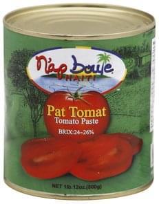 Nap Bouie Tomato Paste