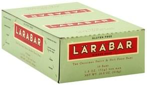 Larabar Food Bars Fruit & Nut, Ginger Snap