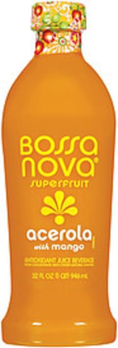 Bossa Nova Juice Superfruit Acerola W/Mango