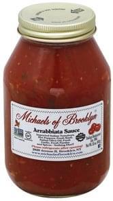 Michaels of Brooklyn Arrabbiata Sauce