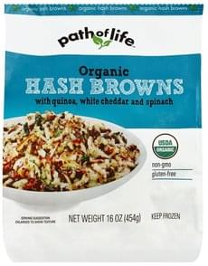 Path Of Life Hash Browns Organic