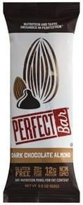 Perfect Bar Dark Chocolate Almond Bar
