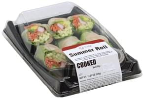 Sushic Summer Roll