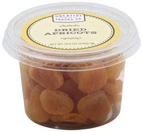 Creative Snacks Apricots Dried