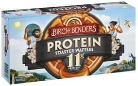 Birch Benders Toaster Waffles Protein