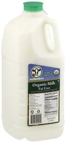 County Line Farms Milk Organic, Fat Free