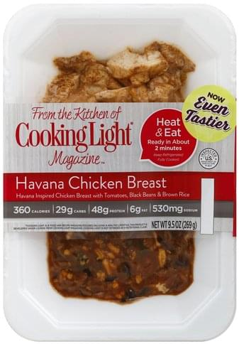 Perfect Fit Meals Havana Chicken Breast - 9.5 oz