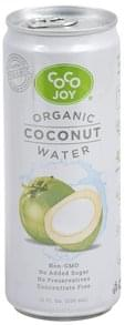 CoCo Joy Coconut Water Organic