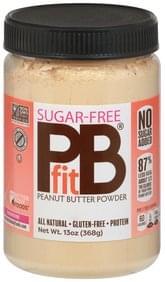 Pb Fit Peanut Butter Powder Sugar Free