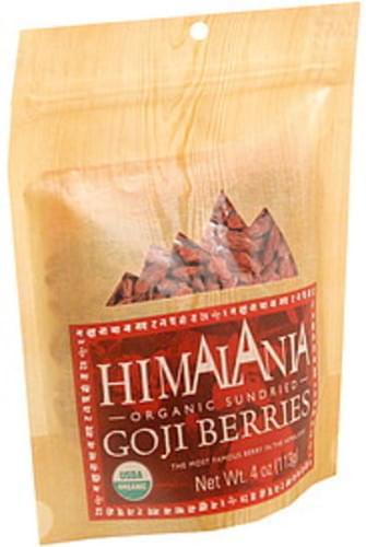 Himalania Organic Sundried Goji Berries - 4 oz