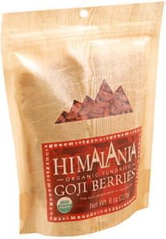 Himalania Goji Berries Organic Sundried