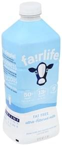 Fairlife Milk Ultra-Filtered, Fat Free