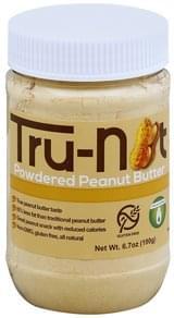 Tru nut Peanut Butter Powdered