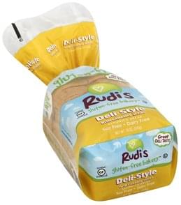 Rudis Sandwich Bread Deli-Style with Caraway Seeds