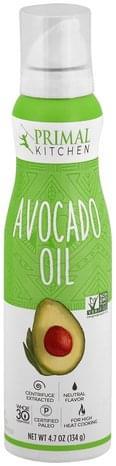 Primal Kitchen Avocado Oil Spray Avocado Oil - 4.7 oz