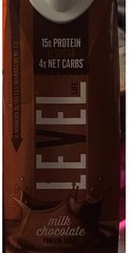 Level Life Milk Chocolate Protein Shake - 325 ml