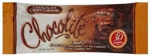 Chocolite Chocolate Crispy Caramel