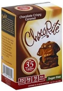 ChocoRite Chocolate Crispy Caramel