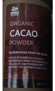 OMG! Organic Cacao Powder