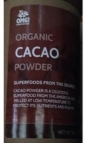 OMG! Organic Cacao Powder - 28 g