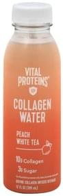 Vital Proteins Collagen Water Peach White Tea