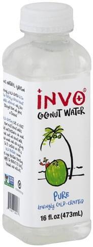 Invo Pure Coconut Water - 16 oz