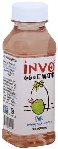 Invo Pure Coconut Water - 10 oz