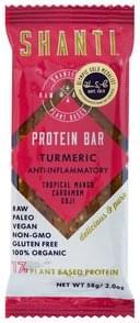 Shanti Protein Bar Turmeric Anti-Inflammatory