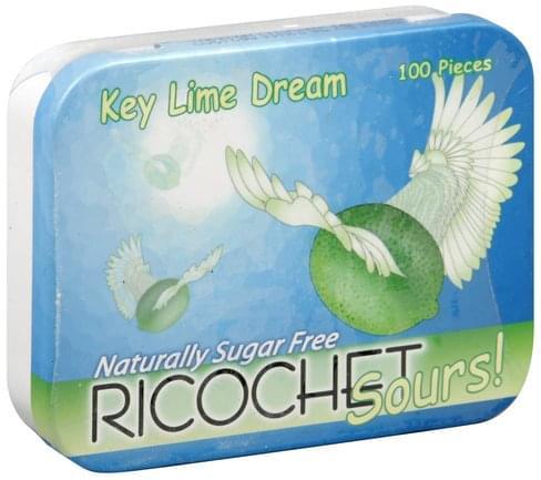 Ricochet Key Lime Dream Sours! - 100 ea