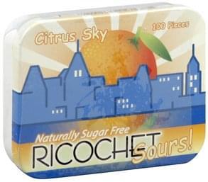 Ricochet Sours! Citrus Sky