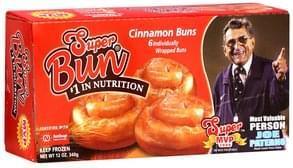 Super Bun Cinnamon Buns