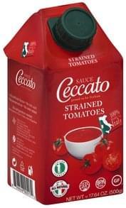 Ceccato Sauce Strained Tomatoes