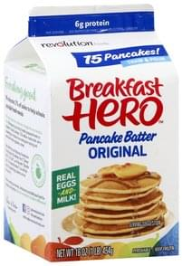 Revolution Foods Pancake Batter Original