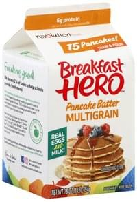 Revolution Foods Pancake Batter Multigrain