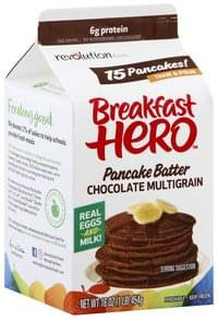 Revolution Foods Pancake Batter Chocolate Multigrain